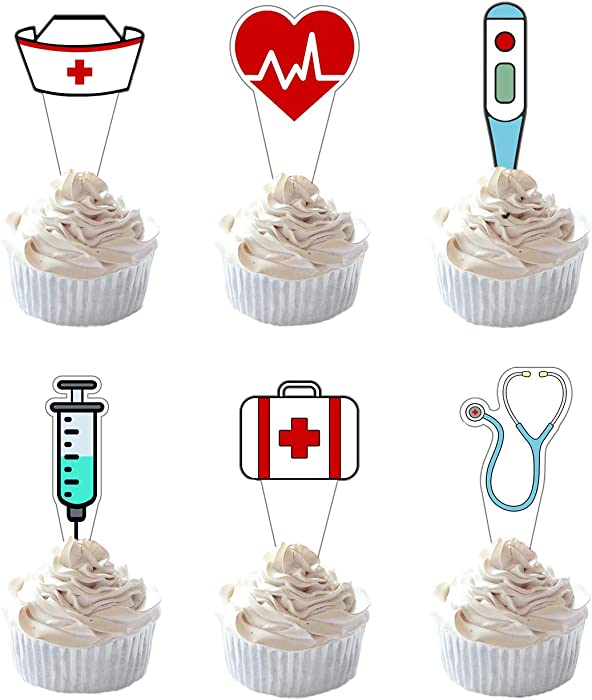 Top 10 Medical Office Cupcake Toppers