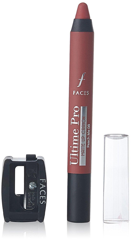 Buy Faces Ultime Pro Matte Lip Crayon