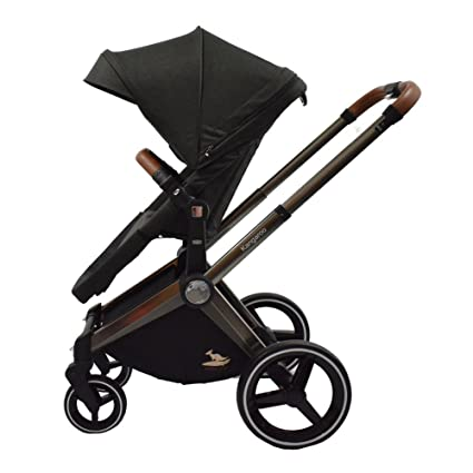 Venice Child Kangaroo VEN02 Gris Oscuro Charcoal - El carro ...