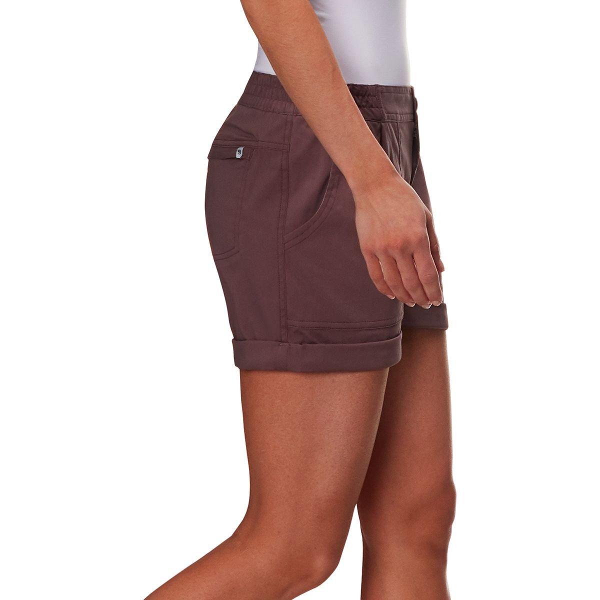 Mountain Hardwear Womens AP Scrambler Shorts