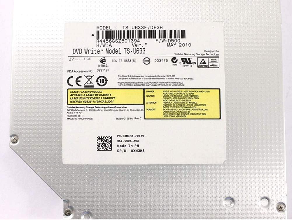 Dell DVD-RW Drive XM3H8 TS-U633 XPS L401X Vostro 3300