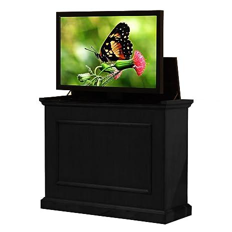 Amazon.com: Touchstone Elevate Motorized TV Lift Cabinet – Rich ...