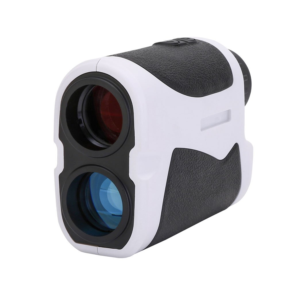 RYRYBH Golf Rangefinder with A Range of Up to 600 Yards, Accuracy of Only 1 Yard, Golf, Racing, Archery, Measurement, Hunting and Laser Range Finder Using 7 Times Magnifying Glass Telescope