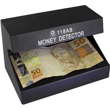 37049b80c313 Detector Testa Nota Falsa Cheque Cartão dinheiro: Amazon.com.br ...