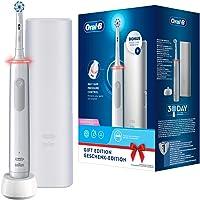 Oral-B PRO 3 3500 Elektrische tandenborstel/elektrische tandenborstel, met visuele 360° drukcontrole voor tandverzorging…