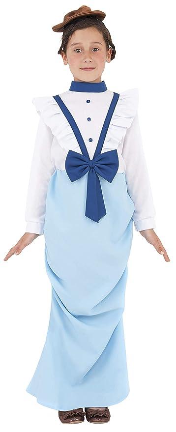 Smiffys 38638S - Disfraz de niña (4 años)