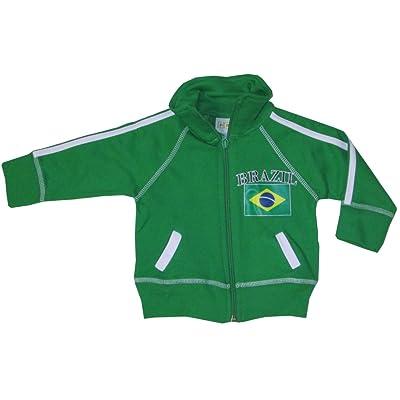 PAM GM Little Boys Brazil kids jacket