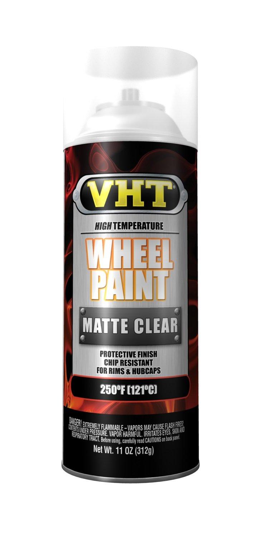 VHT SP190 Matte Wheel Paint - 11 fl. oz.