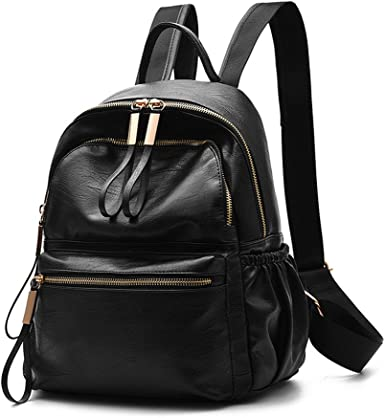 Color : Black, Size : X-Small Women Shoulder Bags Backpack bag Oxford cloth ladies casual small backpack