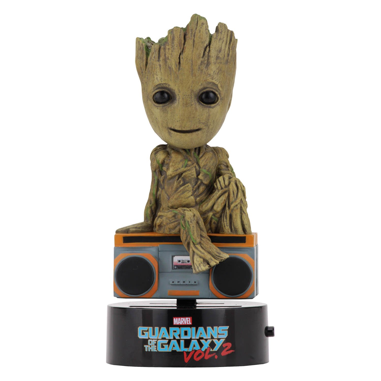 NECA Guardians of The Galaxy 2 Body Knocker Groot 38715