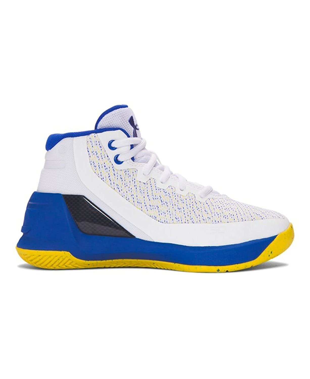 Under Armour Kids 1274061-101 Kids Under Armour Curry 3
