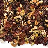 Cranberry Orange Flavored Tea Loose Leaf with Orange Peels - 1 Pound