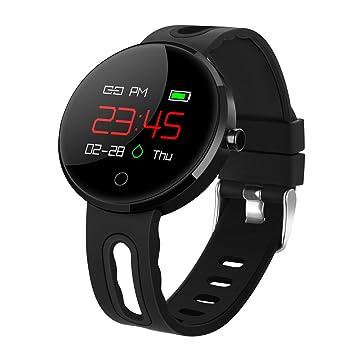 Relojes Inteligentes MC02 Pulsera Inteligente Podómetro IP68 Deportes A Prueba De Agua Reloj Despertador para Hombres