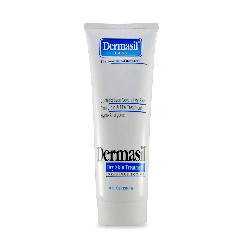 Dermasil Dry Skin Treatment Original Lotion 8 Fl. Oz (236 Ml) 1 Bottle