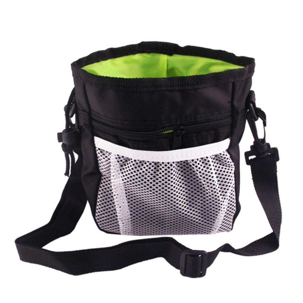 Pet Dog Training Treat Snack Bait Dog Obedience Agility Outdoor Pouch Food Bag Dogs Snack Bag Pack Pouch, Made of Oxford Cloth by CWH&WEN