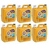 ARM & HAMMER Clean Burst Liquid Laundry Detergent, 255 fl oz 6 Pack
