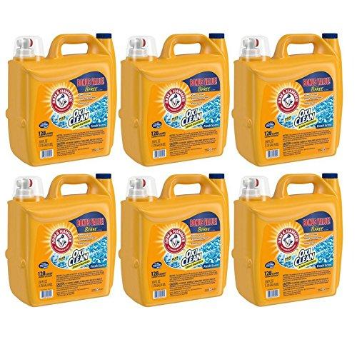 ARM & HAMMER Clean Burst Liquid Laundry Detergent, 255 fl oz 6 Pack by ARM & HAMMER Detergent