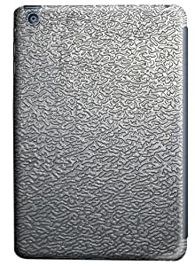 iPad Mini Case and Cover -Gray Traces The Background PC case Cover for iPad Mini