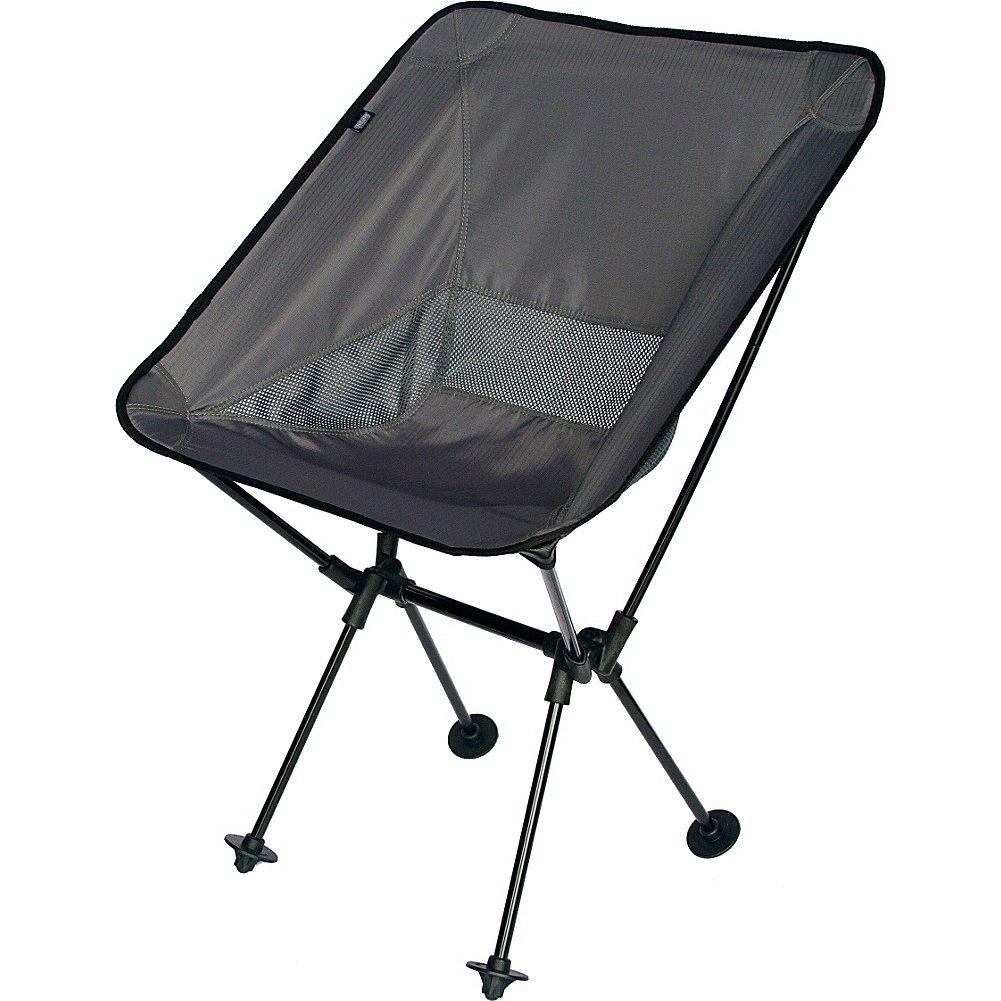 Travel Chair Company APPAREL ユニセックスアダルト B074JDCWWR ブラック ブラック
