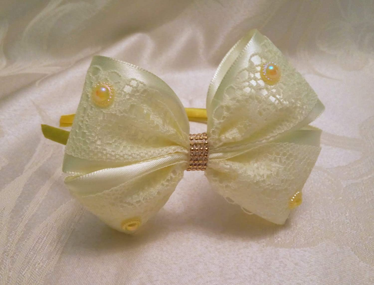 yellow baby girl bows oversized easter bows white and yellow bows oversized yellow bows tie dye bows yellow tie dye bow for girl