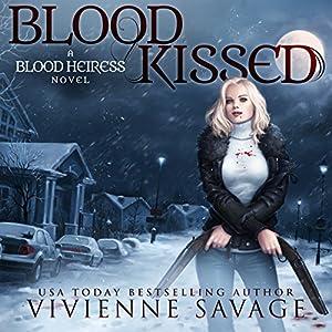 Blood Kissed Audiobook