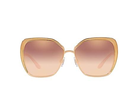 Amazon.com: Gafas de sol Dolce & Gabbana DG 2197 12986F oro ...