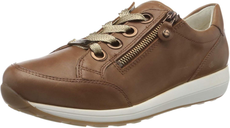 ARA Damen Osaka Sneaker Braun Cognac 73