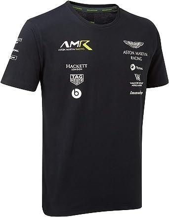 Aston Martin Racing Team Herren T Shirt 2018 Amazon De Bekleidung