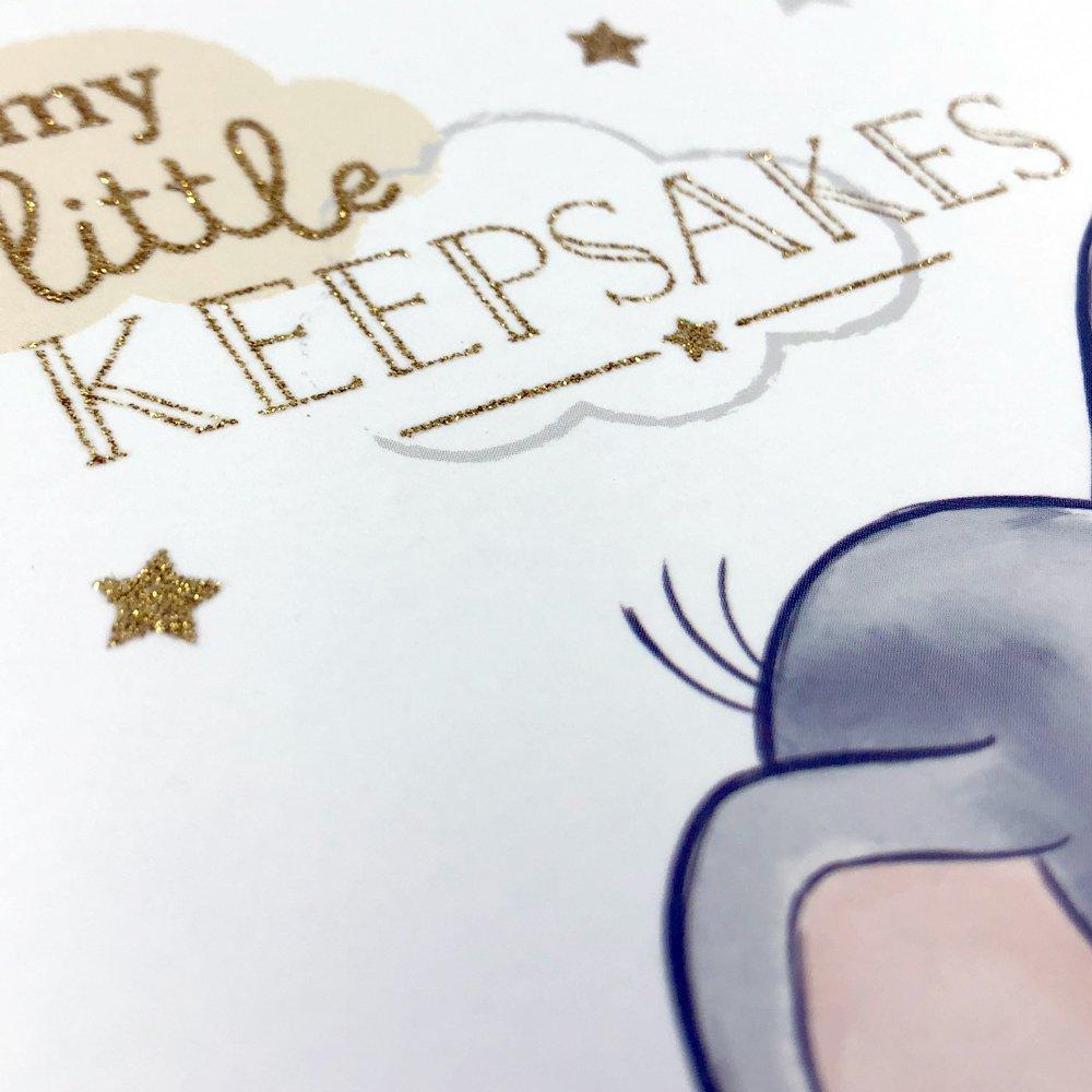 Disney Dumbo Baby Erinnerungskiste Geschenk
