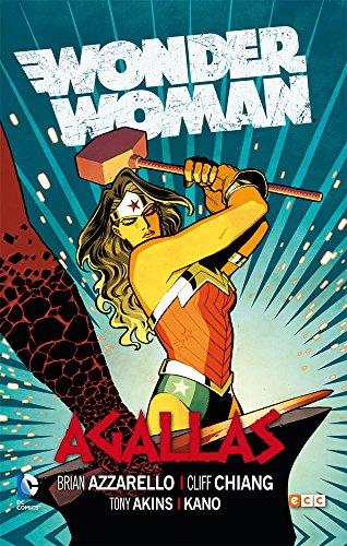 Descargar Libro Wonder Woman De Azzarello 2: Agallas Brian Azzarello