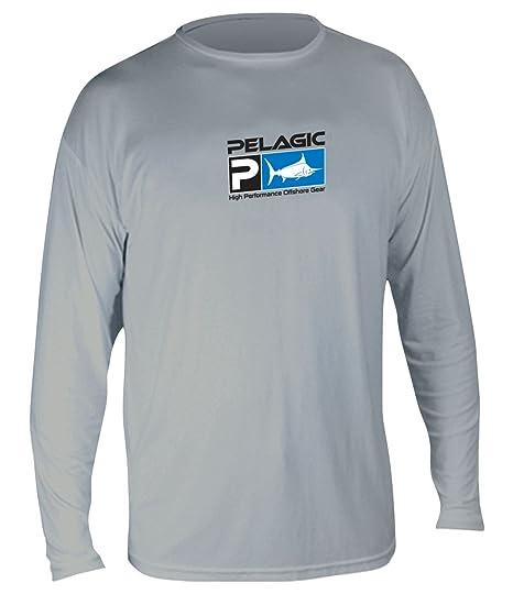 dc66e6e5be Pelagic Men's Aquatek Long Sleeve Shirt