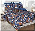 6 Piece Comforter Set Kids Bed in a Bag- Twin