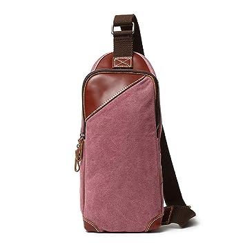 Amazon.com  Unisex Crossbody Backpack Sling Chest Bag ce7a91e3e9ce4