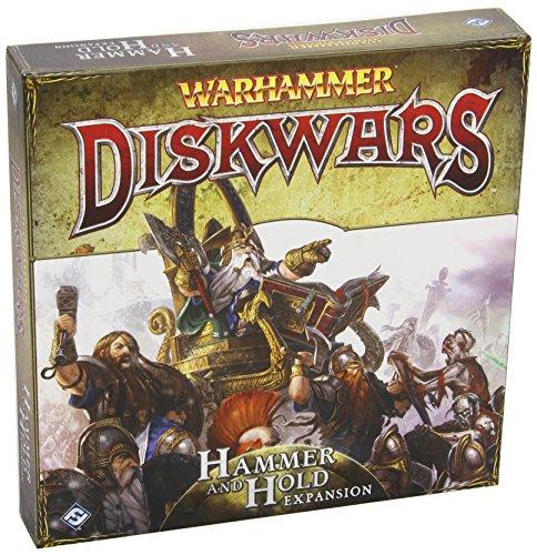Warhammer Diskwars: Hammer and Hold Expansion Warhammer Fantasy Wood Elves