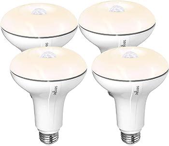 4-Pack Sengled Smartsense Motion Sensor Light Bulb