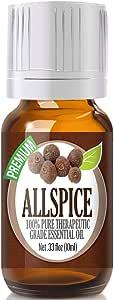 Allspice Essential Oil - 100% Pure Therapeutic Grade Allspice Oil - 10ml