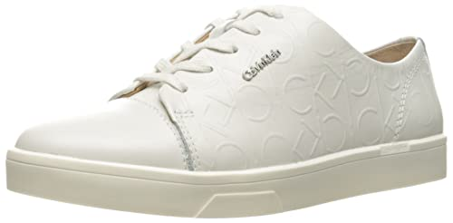 Womens Imilia Nappa Leather Low-Top Sneakers Calvin Klein xdIzvpopAm