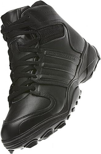 Precipicio póngase en fila Subir  Adidas GSG 9.4 Low Black Desert Military Boots Size 11 UK: Amazon.co.uk:  Shoes & Bags