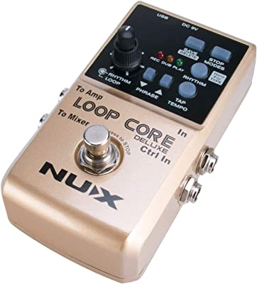 NUX Loop Core Deluxe Looper Pedal