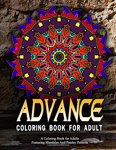 ADVANCED COLORING BOOKS FOR ADULTS - Vol.18: adult coloring books best sellers for women (Volume 18)