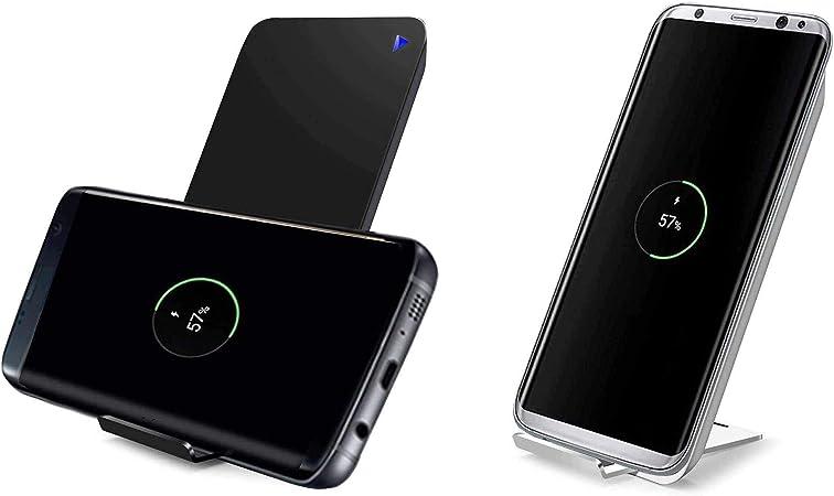 Estación de carga inalámbrico de inducción para Smartphone: Amazon ...