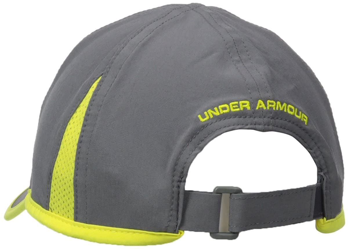 GPH//Snb Taglia Unica Grigio Cappello Uomo Sportivo UA Shadow 2.0 Under Armour