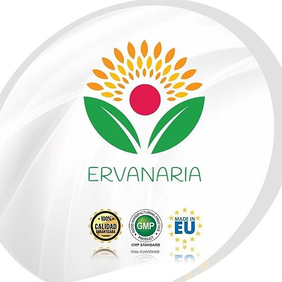 Ervanaria Carbón Vegetal Activado 300 Mg 270 Capsulas, mejora tu digestión, contra la acidez estomacal, combate el mal aliento y la halitosis, ...