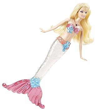 meerjungfrau barbie leuchtet
