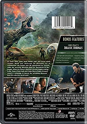 movies, tv, genre for featured categories,  action, adventure 3 on sale Jurassic World: Fallen Kingdom in USA