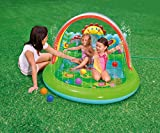 New Shop INTEX INFLATABLE COUNTRY SIDE POOL TODDLER KIDDIE WADDING PLAY SWIMMING POOL
