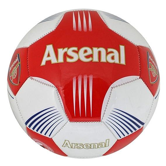 Pelota de fútbol Arsenal FC Fútbol: Amazon.es: Deportes y aire libre