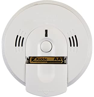 Kidde Hardwire Combination Smoke/Carbon Monoxide Detector Alarm with Battery Backup and Voice Warning,