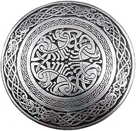 Kilts Wi Hae Diseño de símbolo celta Circular diseño de pájaros ...