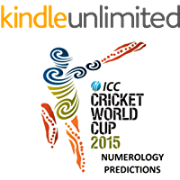 ICC WORLD CUP NUMEROLOGY PREDICTION - 2015 FREE EDITION: ICC WORLD CUP